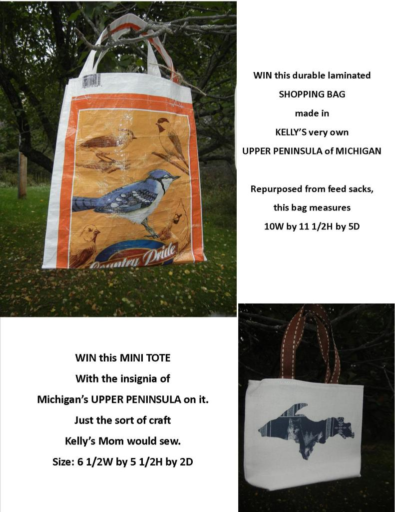 bags giveaway